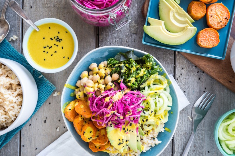 5 Nourish Bowls We Love & How To Make The Perfect Mix