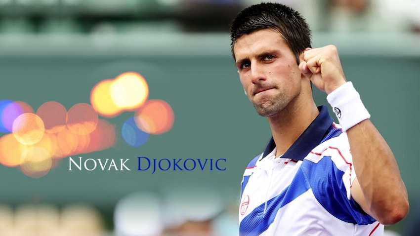 Novak Djokovic's Diet And Health Regime
