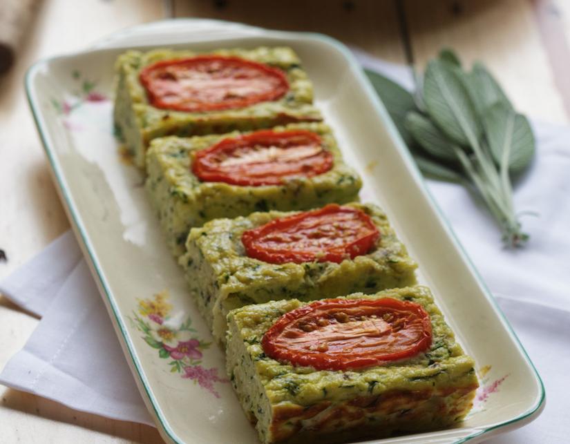 Zucchini Slice (Recipe)
