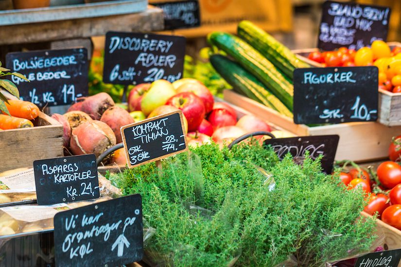 The Difference Between Organic And Conventional Food