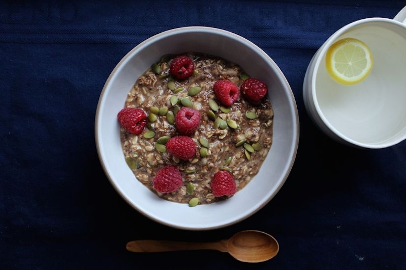 Powerhouse Overnight Oats (Recipe)