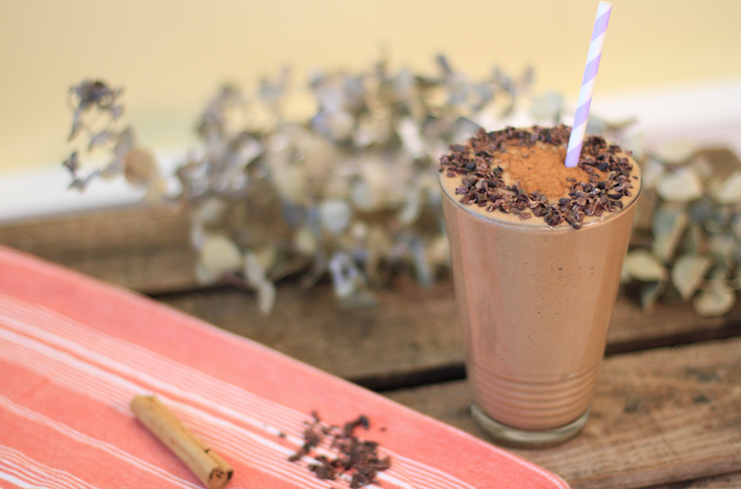 Real Chocolate Milkshake