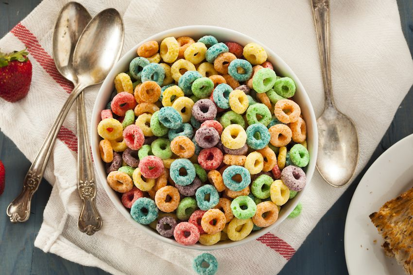 The Shocking Truth About Kids Cereals