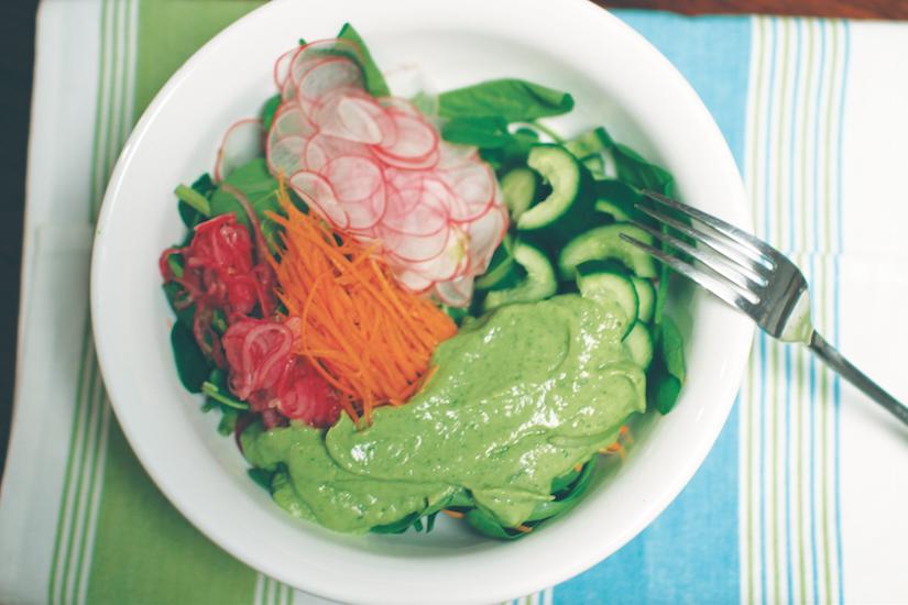Quick Raw And Healthy Recipes-Skin Beauty Salad Recipe