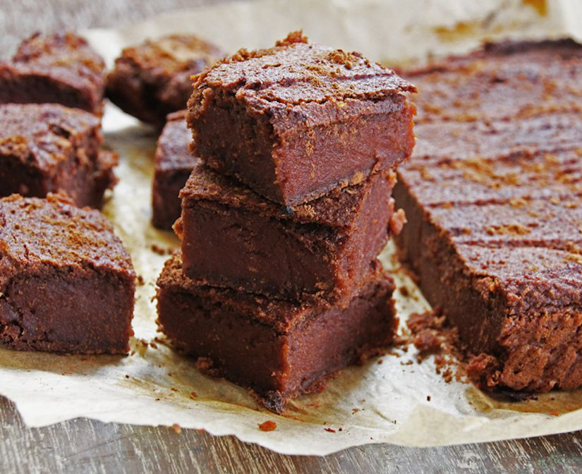 Sweet potato brownies food matters sweet potato brownies forumfinder