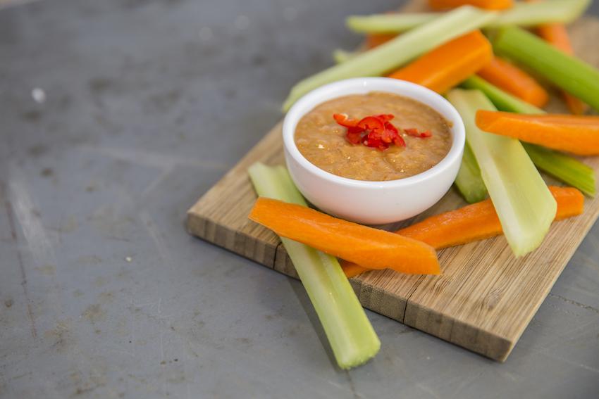 Spicy Thai Peanut Dip