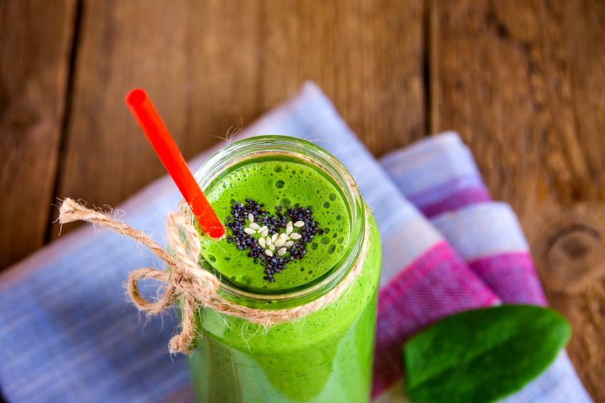 Top 3 Benefits Of Green Smoothies