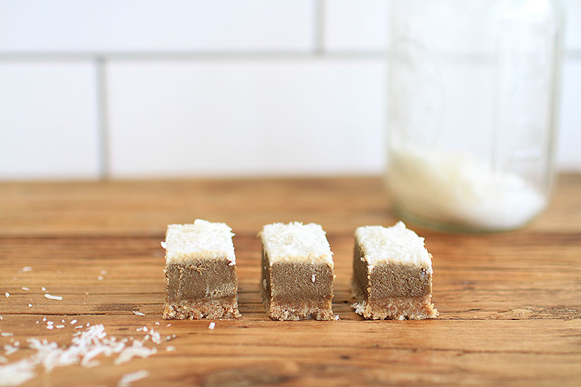 Raw Vitamin C & Ginger Slice (Recipe)