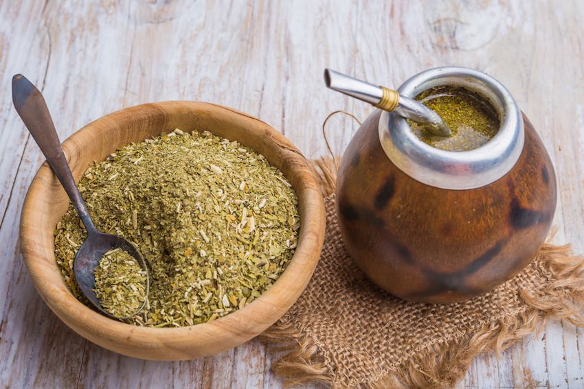 Yerba Mate VS. Green Tea