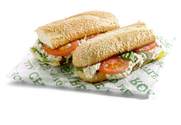 10 worst sandwich Top 30 Worst Foods in America(Beware)