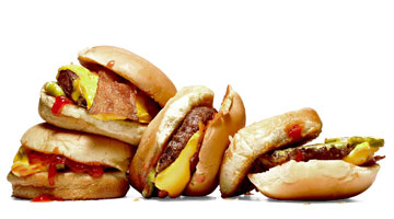 16worst sliders Top 30 Worst Foods in America(Beware)