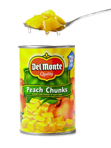 30 worst canned fruit Top 30 Worst Foods in America(Beware)