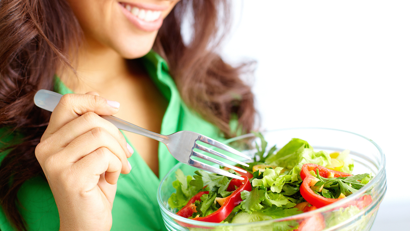 How to Eat Healthy When You're On the Go