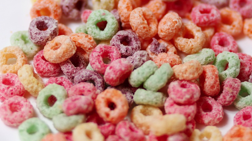 The Dangers of Artificial Food Colors