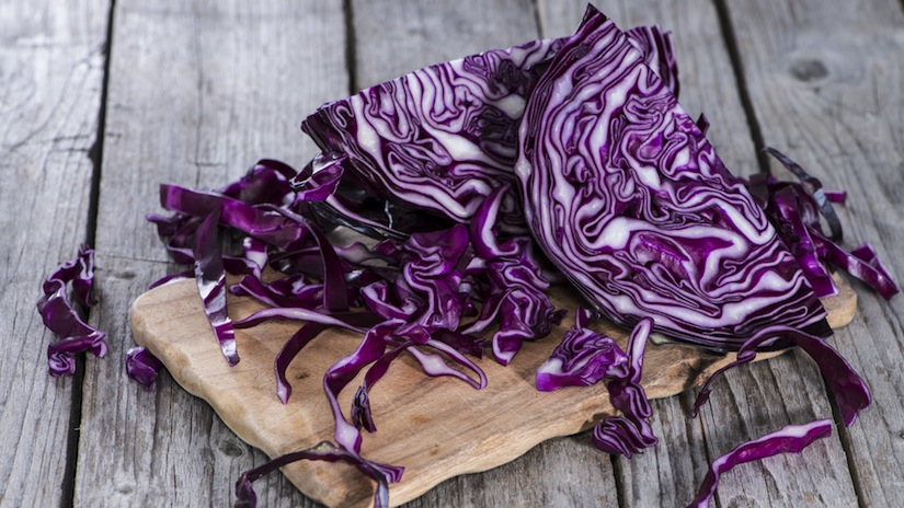 Red Cabbage Found To Contain 36 Anti-Cancer Properties