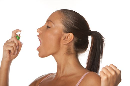 how to avoid mouth smell