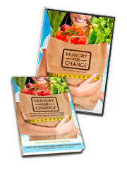 Hungry For Change DVD and Book
