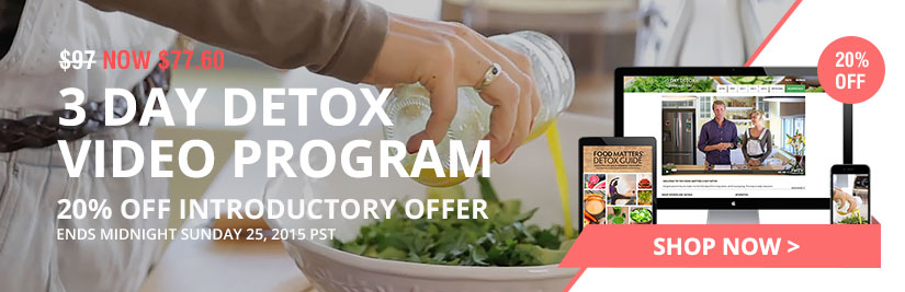 2015 3 Day Detox Video Program