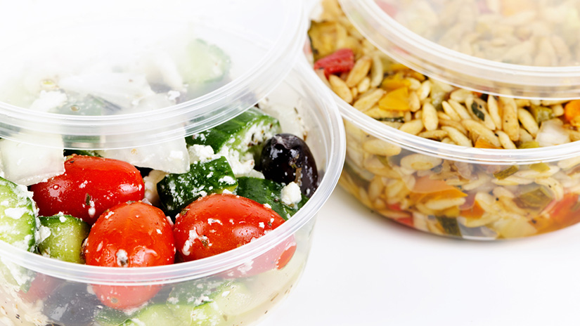 5 reasons to avoid plastic containers food matters - Envases take away ...