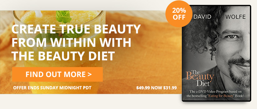 2015 Beauty Diet Flash Sale