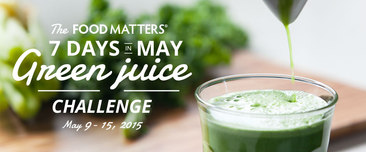 7days In May Green Juice Challenge