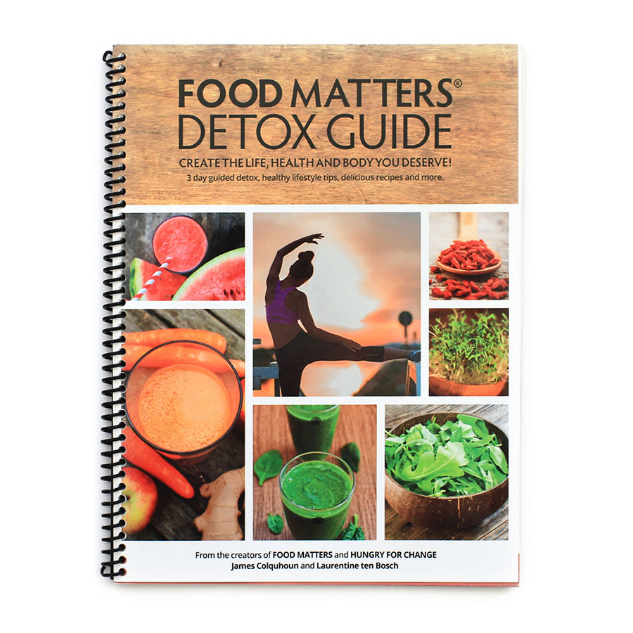 Food matters detox guide print forumfinder Image collections