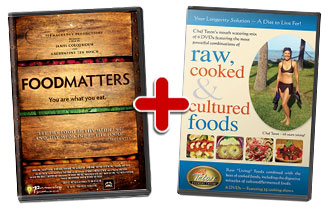 Essential Cuisine 6 DVD Set and Food Matters DVD