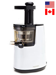 Hurom Juicer (HH Premium) - US/CA model
