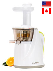 Hurom Juicer (HU100) US/CA model