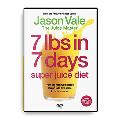 7lbs In 7 Days Super Juice Detox