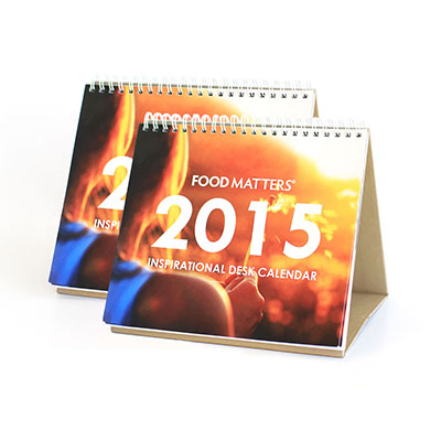 Limited Edition Inspirational Calendar 2015 - 2 PACK
