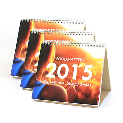 Limited Edition Inspirational Calendar 2015 - 3 PACK