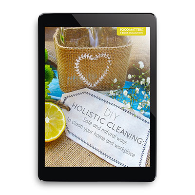 DIY Holistic Cleaning E-book