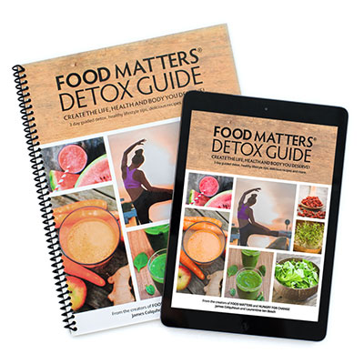 Food Matters Detox Guide (Print and Digital)