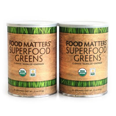 Superfood Greens 2 Pack