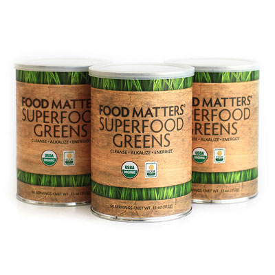 Superfood Greens 3 Pack