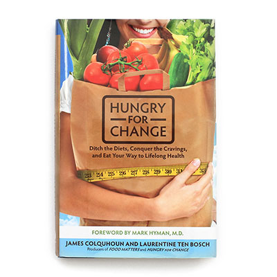Hungry For Change Book