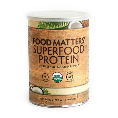 Superfood Protein test