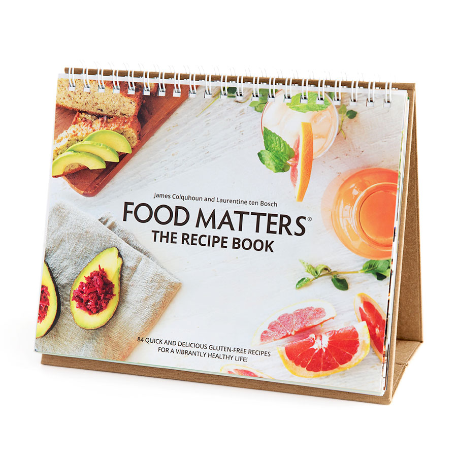 Food Matters Recipe Book - Printed Edition