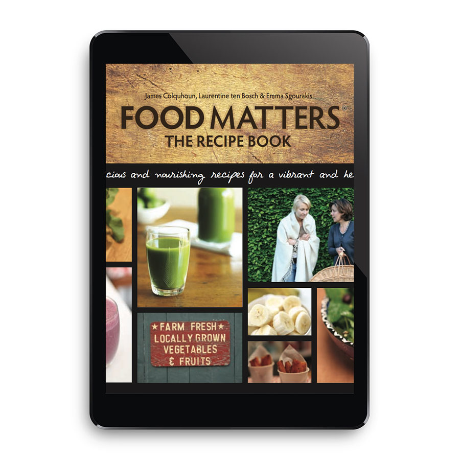 Food Matters the Recipe Book eBook Edition v1
