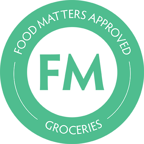 Food Matters Approved Groceries