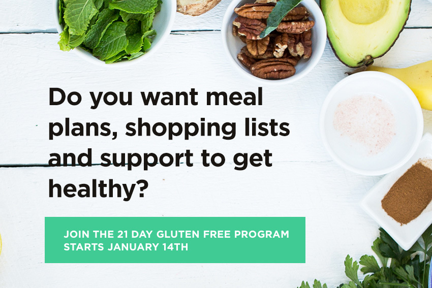 21 day Program at Food Matters