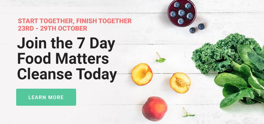 Join the 7 Day Food Matters Cleanse