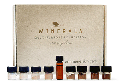 AnnMarie Gianni Earth Minerals Sampler
