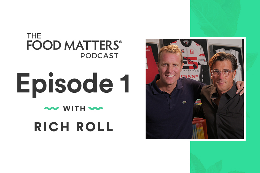 EP1: Going Plant-Based & Tapping Into Your Unlocked Potential with Rich Roll