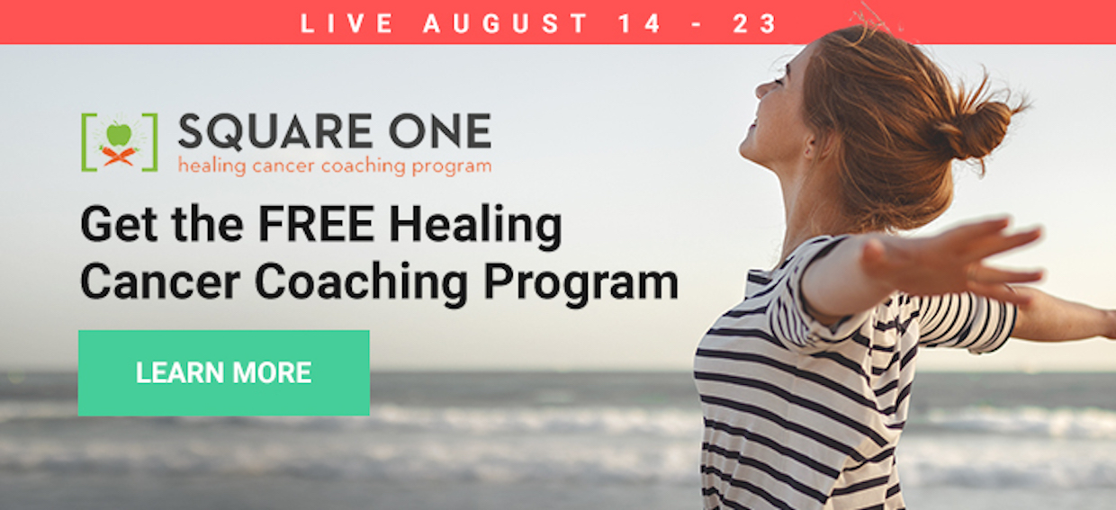 Square One - healing cancer coaching program