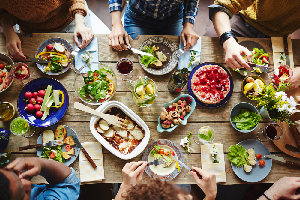 Eat Together With Recipes from Food Matters