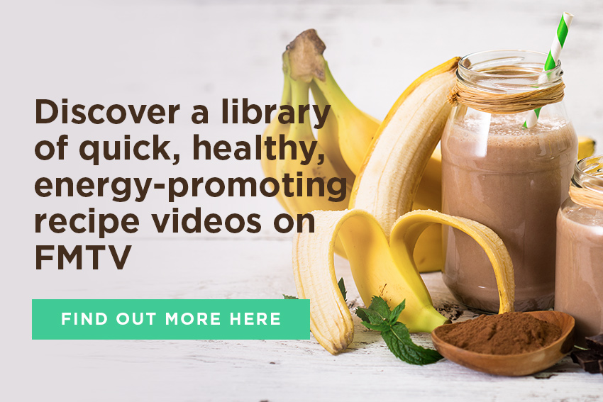 Discover a whole library of recipe videos on FMTV