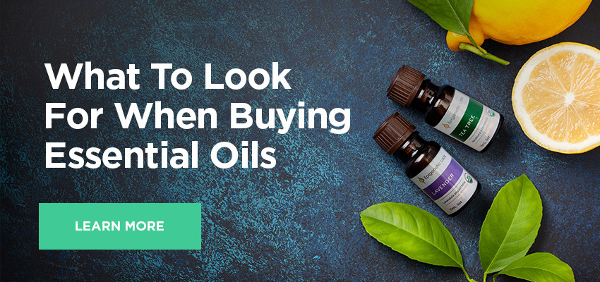 Essential Oils Buying Guide