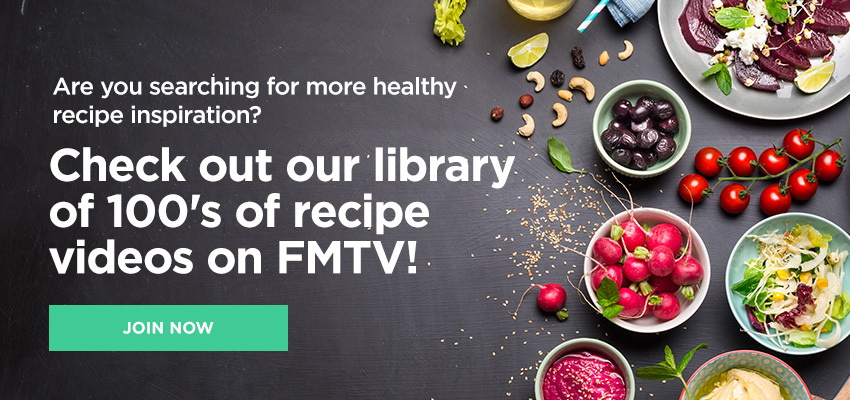 Check out the FMTV recipe library here
